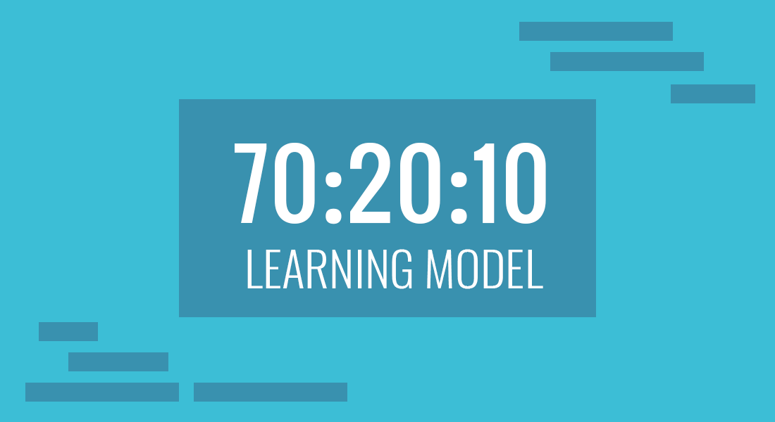 Cover image for 70-20-10 Model for Learning and Development