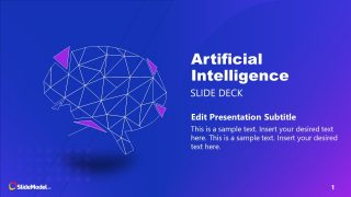 Creative Artificial Intelligence PowerPoint