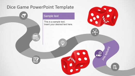 Seven Milestones Roadmap Board Game Design