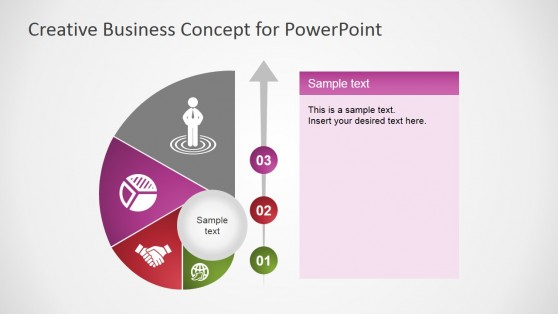 Business Concept Shell Diagram
