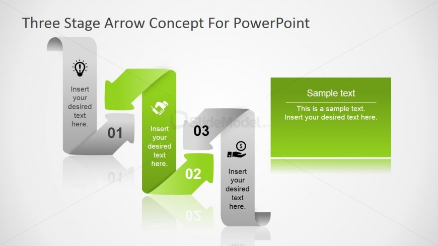How to Make a Curved Arrow in PowerPoint