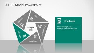 PowerPoint Slide Featuring Challenges