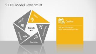 PowerPoint Diagram Options Slide Design