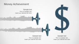Money Goals Design Free PowerPoint Templates