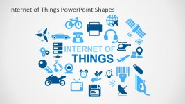 PowerPoint Icons Featuring Internet Of Things