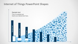 The Internet of Things Statistics Charts for PowerPoint