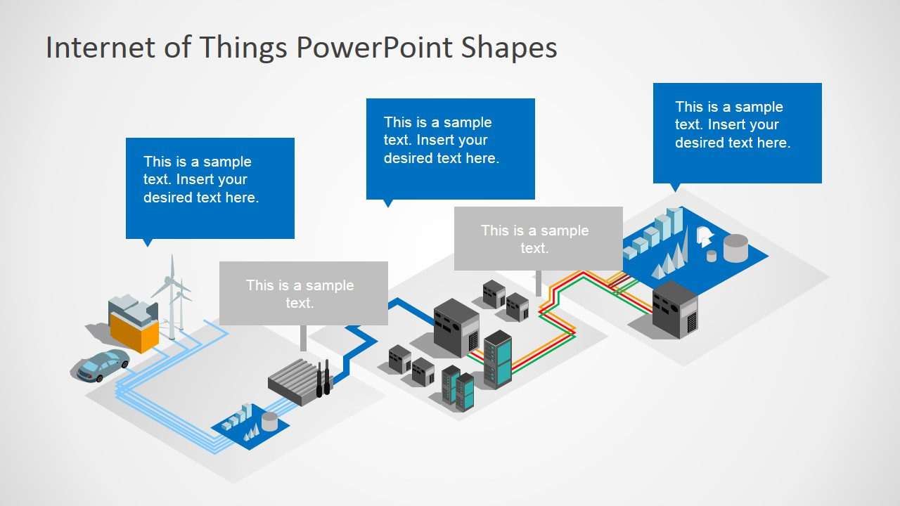 internet of things powerpoint template slidemodel Devices Internet of Things Cisco Internet of Things