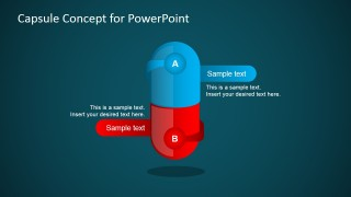 Capsule Concept Design for PowerPoint