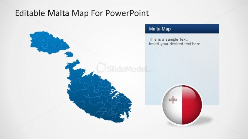 Details of Country Malta in PPT