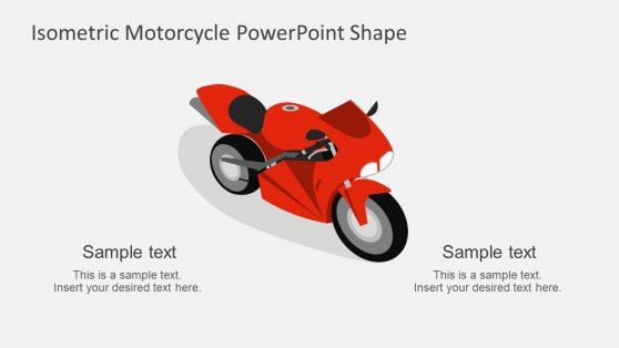 New Motorbike Race Machine