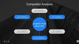 Business Competitor Comparison PowerPoint Report