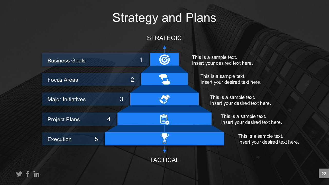 Comprehensive Project Plan PowerPoint Templates