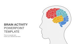 Brain Activity Infographics PowerPoint Slides