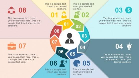 Smart Paper Fold Effect PowerPoint Templates
