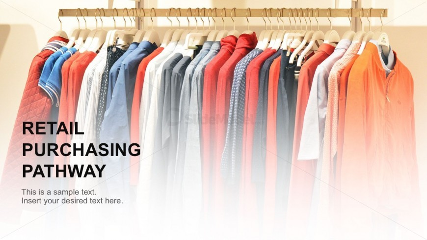 Clothing Retail Business PowerPoint Template