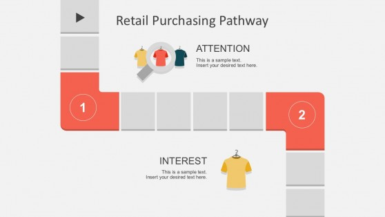 Retail Consumer Attention Business Template