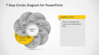 Windmill Design PowerPoint Diagrams For PowerPoint