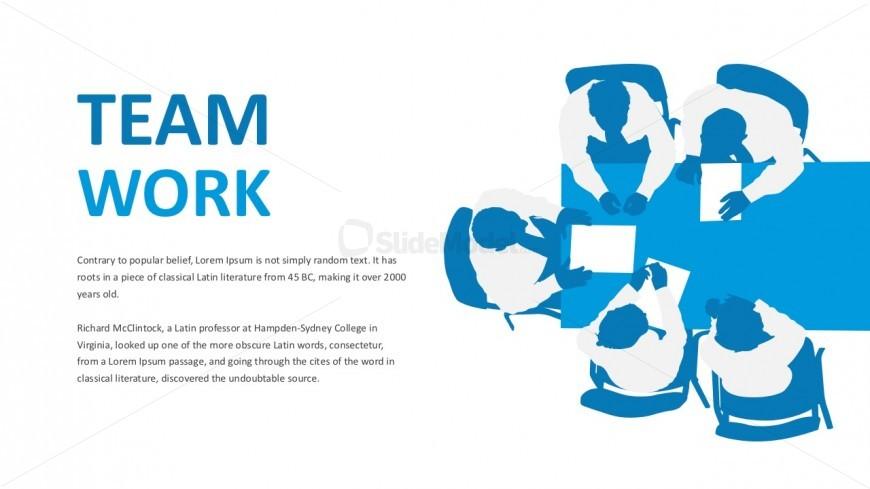 business teamwork powerpoint slides slidemodel