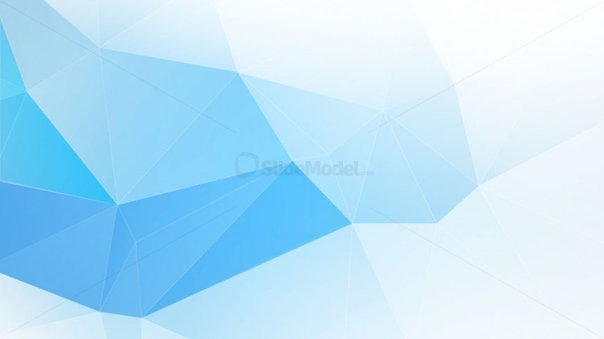 Pastel Shade Triangular Pattern