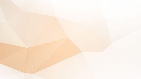 Orange Polygon 3D Slides