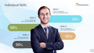 Company Individual Skill Editable Template