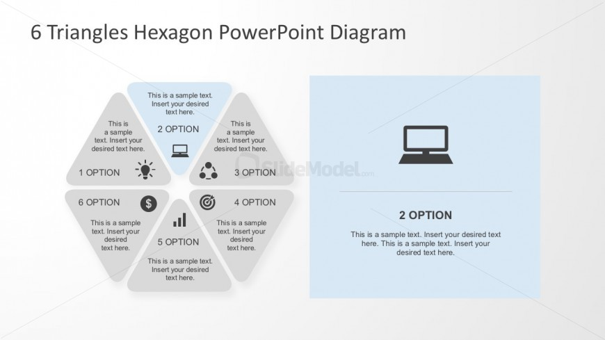 Triangular Process PowerPoint Presentation