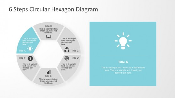 Business Idea Graphic Diagram For PowerPoint