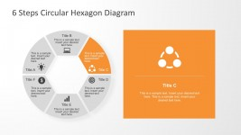 Circular Infographics Buisness PowerPoint Template