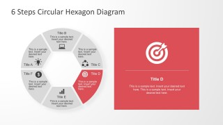 Cool Arrow Target PowerPoint Slides Icons