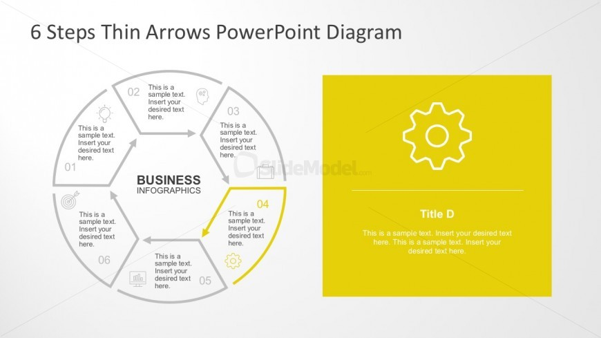 Editable Infographics Design For PowerPoint