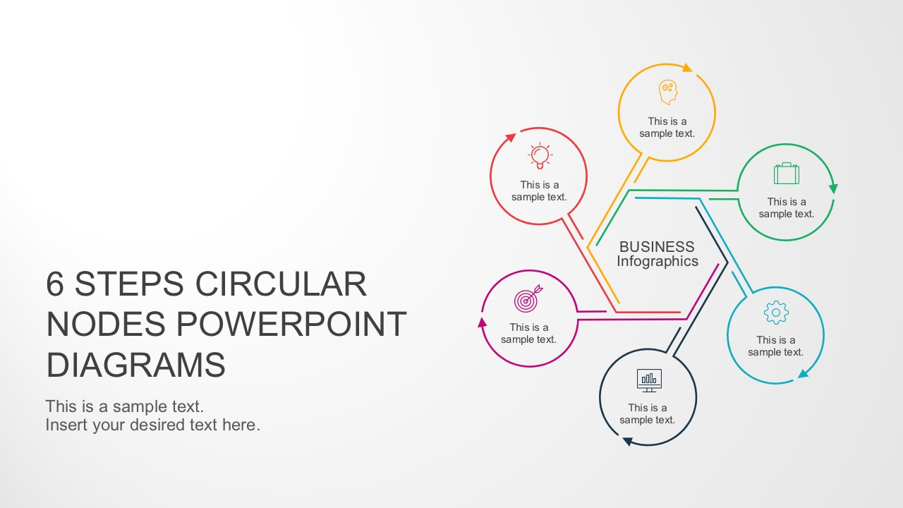 how to add a circle to powerpoint