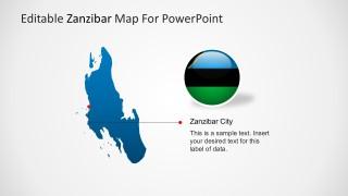 PowerPoint Slide of Zanzibar Tanzania