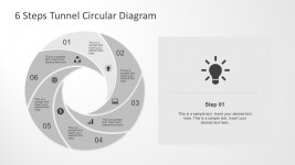 Business Process Circle Diagrams for PowerPoint