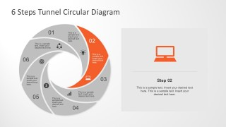 Business Process PowerPoint Diagrams with Icons