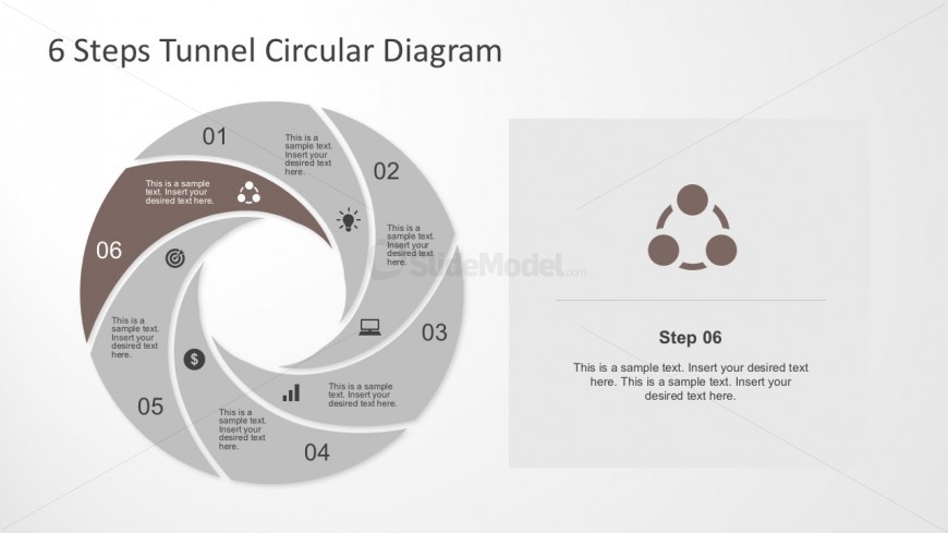 Editable Thin PowerPoint Icons for Business Slides