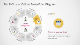 Infographic Callouts and Graphics for PowerPoint
