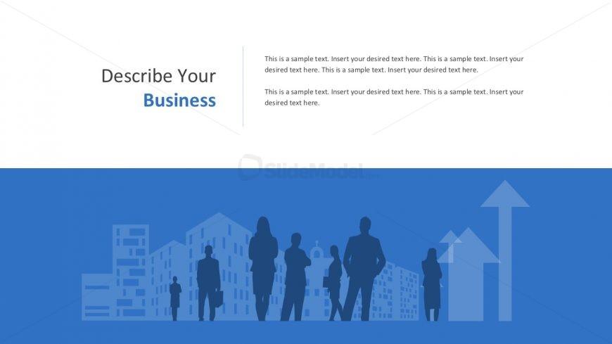 Business Slides Placeholders Deck