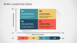 Belbin Leadership Style PowerPoint Templates