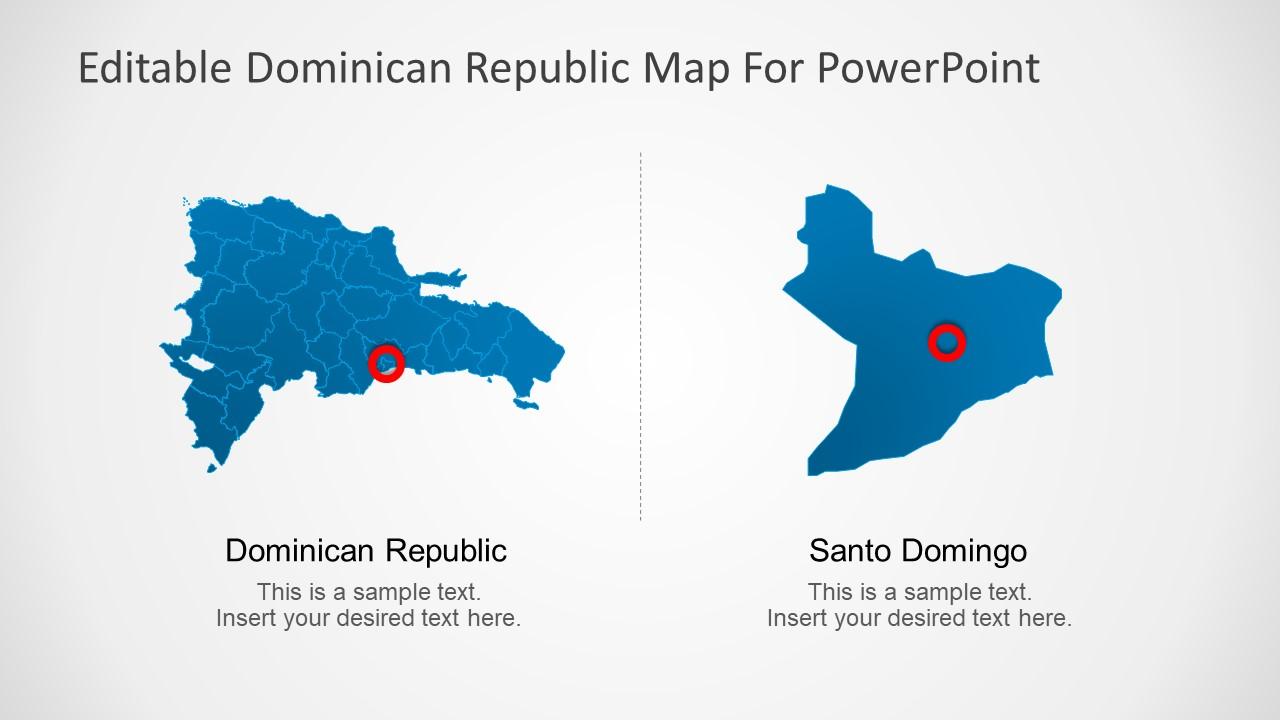 Circle Point on Santo Domingo