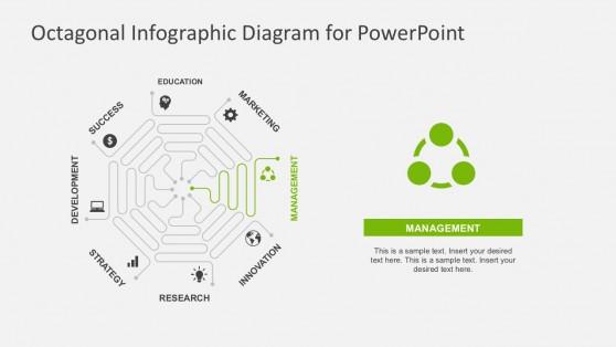Business Process Flow PowerPoint Vectors