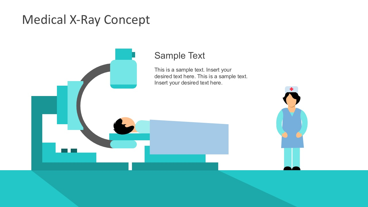 Medical x ray powerpoint template slidemodel medical radiology powerpoint template pronofoot35fo Images