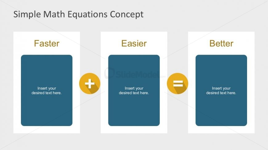 3 columns math equation template slides slidemodel 3 columns math equation template slides ccuart
