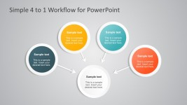 Workflow Layout Diagram Stage PowerPoint