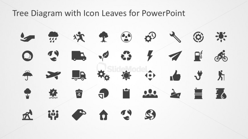 Editable PowerPoint Icon Vectors And Cliparts