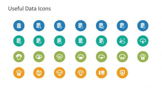 Business Analytics Icons PowerPoint Templates