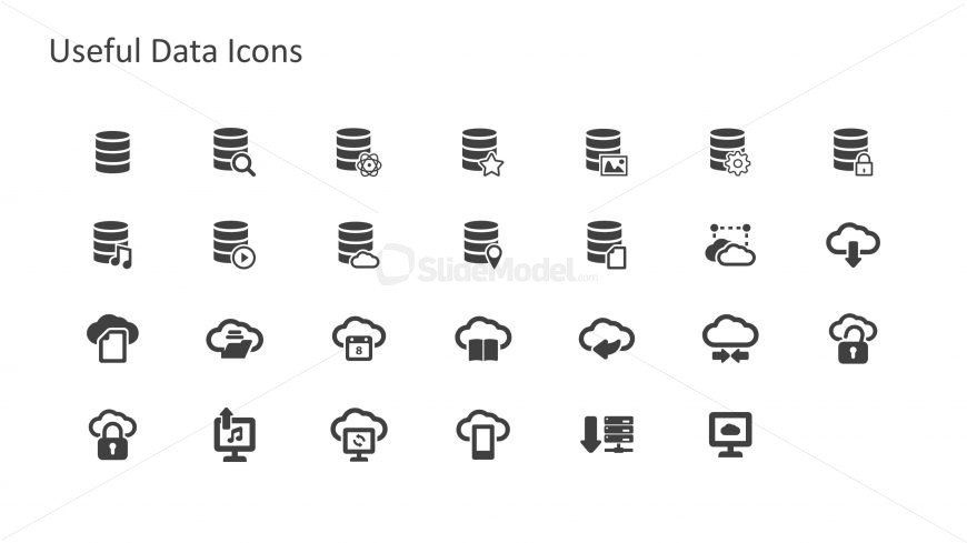 PPT Icons Data Science