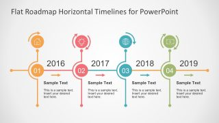 PowerPoint Timeline Slide Design Template
