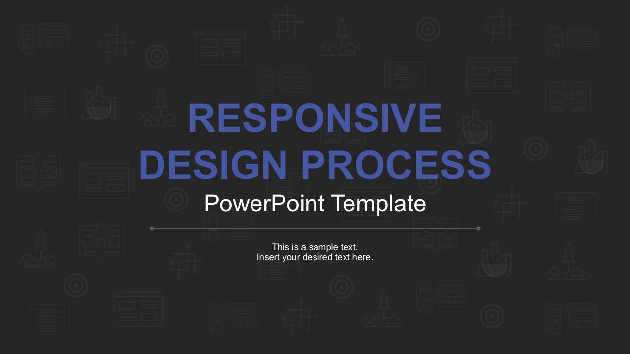Web Design Process PowerPoint Presentations