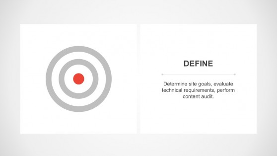 Project Goals Template Slides for PowerPoint