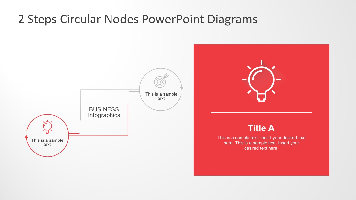 Business Process Infographics for PowerPoint